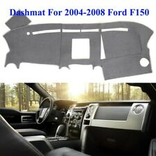 Premium Carpet, Beige DashMat Original Dashboard Cover Ford Econoline Van