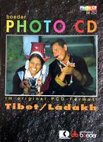 TIBET/LADAKH Werner Kafka, Boeder Photo CD CDROM 1997 NEU