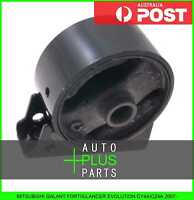 Fits GALANT FORTIS/LANCER EVOLUTION CY4A/CZ4A - Front Engine Mount Auto/Manual