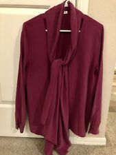 Equipment Silk Blouse Shirt Top Size Small