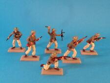 BRITAINS DSG * WWII GERMAN BRANDENBURG COMMANDS * PLASTIC TOY SOLDIERS #3820