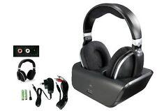 Auna DHP380A Wireless 4 x headphones  Kit Digital 2.4Hz  Ultimate  Silent Party