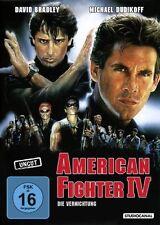 American Fighter 4 - Die Vernichtung ( Action Kult UNCUT ) Michael Dudikoff NEU