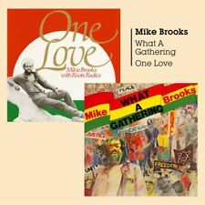 Mikie Brooks & Roots Radics(CD Album)What A Gathering + One Love-Burnin-New