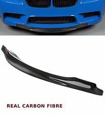 BMW F10 M5 CARBON FIBRE FRONT LIP CHIN SPLITTER SPOILER BUMPER 12-17 R STYLE