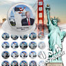 WR ALL SET 45 US Presidents Commemorative Coins Collection Business Gifts 44pcs