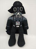 "Star Wars Darth Vader Plush Talking Stuffed Animal Figure Toy 2004 Hasbro 20"""