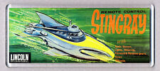 Stingray (Lincoln) TOY BOX ART Wide FRIGO CALAMITA-CLASSIC Toy RICORDI!