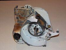 Stihl 032av Used chainsaw parts crankcase crankshaft tank 1113 030 0400 Box 767