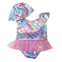 Swimsuit fit for 18 inch American Doll 43cm Doll Clothes Accessories Pink