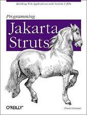 Programming Jakarta Struts by Chuck Cavaness (2002, Paperback)