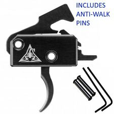Rise RA-140 Enhanced Drop-In Trigger 3.5lb Single-Stage Curved w/ ANTI-WALK