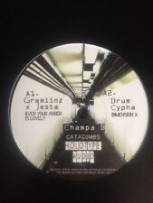 Gremlinz/Champa B/Drum Cypha Even Your Anger/Dimension X Drum&bass/jungle/Mint