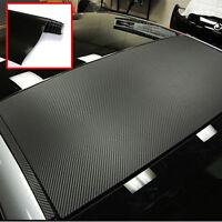 4D Carbon Folie SCHWARZ flexibel selbstklebend Auto Folie Carbongewebe Gewebe