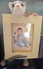 Ferret picture frame 15-