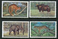 Thailand 1975 Animals Complete Set Scott # 723-26 Mint Non Hinged Y566 ��������