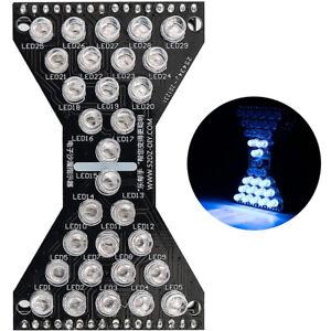 Bausatz Elektronische LED Sanduhr zum Löten DIY-Elektronik