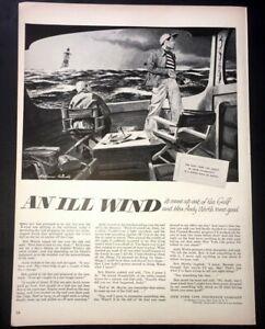 Life Magazine Ad NEW YORK LIFE INSURANCE 1952 Ad A2