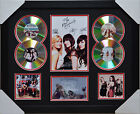 THE McCLYMONTS MEMORABILIA FRAMED SIGNED LIMITED EDITION 4CD.