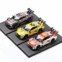 1/43 Scale BMW M4 DTM 2017 Racing Car Model Car Diecast Collection Gift New