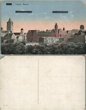ANTIQUE POLISH POSTCARD ZAMEK POZNAN POLAND