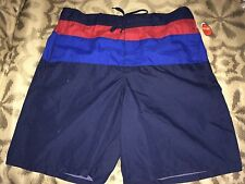 DREAM WAVE Men's Size XL Swim Trunks Board Shorts Bathing Suit NEW