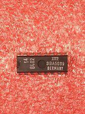 ITT SBA5089, DTMF Tone Dialer IC, PDIP-16