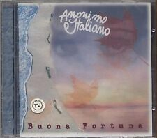 ANONIMO ITALIANO - Buona fortuna - CD 1996 RARO SIGILLATO SEALED