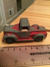 BENBROS QUALITOYS ARTICULATED REMOVALS LORRY RARE CAB ONLY 1950s