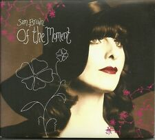SAM BROWN Of the Moment Digipak Pod Music podcd 04 (UK 2007) Fold-Out-Booklet