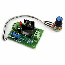 12V-24V 3A DC Motor Speed Control PWM HHO RC Controller