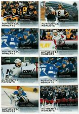 2019-20 Upper Deck SP Authentic Moments #101-116 YOU PICK