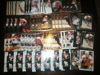 Huge Lot of (50) Eric Lindros Hockey Cards Flyers