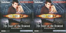 DR WHO - THE FEAST OF THE DROWNED - 2 DISCS - RADIO TIMES PROMO AUDIO CD