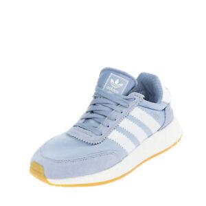 ADIDAS ORIGINALS I-5923 W Sneakers EU43 1/3 UK9 US10.5 Contrast Leather Textured
