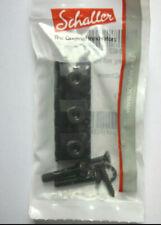 Schaller Klemmsattel R2 für FR-Tremolo BlackChrome