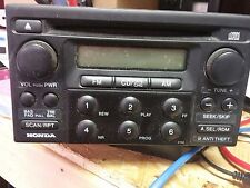 2000 HONDA ACCORD AUDIO STEREO EX CD PLAYER 39101-S82-A230-M1