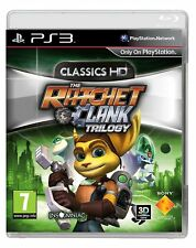 Ratchet and Clank HD Collection Juegos PS3