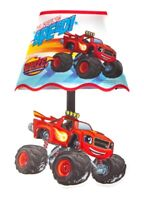 Blaze & The Monster Machines Children LED Wall Lamp Kids Bedroom Night Light UK