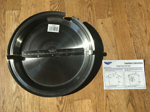Vollrath Steam Table Inset Lid 11 Quart, Hinged NEW