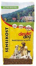 2 x 15 kg Deuka dog Sensikost Kartoffel & Ente Getreidefrei