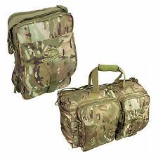 Dual Jackal HMTC / MTP Convertible Day Bag to 50 Litre Cargo Bag (Multicam Match