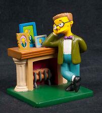 Simpsons Springfield Citizens Genius Sir Smithers Hamilton Collection Sculpture