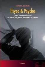 Psyco & Psycho Zanichelli Massimo