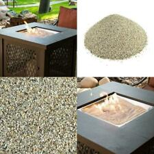 Silica Sand Heatproof Base Layer Sand Fire Pits Fireplaces Flame Perfomance New