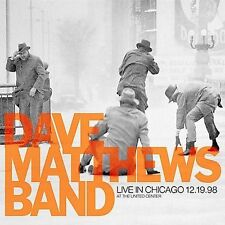 Live in Chicago 12-19-98 at the United Center by Dave Matthews Band (CD, Oct-200