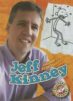 Jeff Kinney (Children's Storytellers) by Leaf, Christina, NEW Book, FREE & Fast