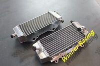 40mm aluminum alloy radiator Suzuki RMZ250 2004-2006 /RM-Z250/RMZ 250 2005
