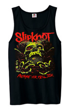 PUNK ROCK BAND SLIPKNOT PREPARE FOR HELL #3 TANK-TOP SIZES S-5XL