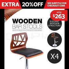 Dining Room Leather Bar Stools